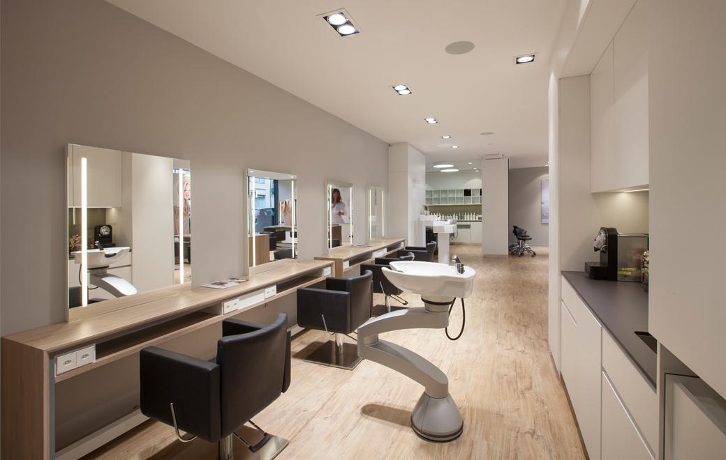 Coiffeur Baar Salon 1