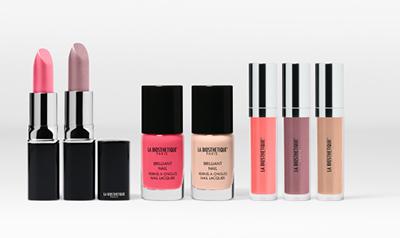 Coiffeur Baar La Biosthétique Make Up Collection